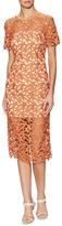 Keepsake The Moment Lace A Line Dress
