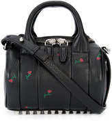 Alexander Wang Mini Rockie Roses satchel - women - Leather - One Size