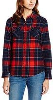Lee Women's Regular Western Long Sleeve Classic Regular Fit Shirt