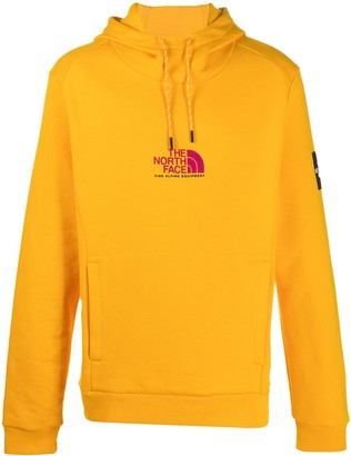 The North Face Fine Alpine cotton hoodie