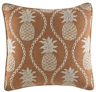 Tommy Bahama Home Batik Pineapple Cotton Throw Pillow Home
