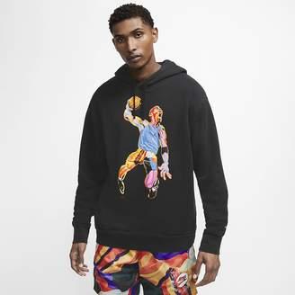 Nike Men's Pullover Hoodie Jordan Hoop Heroes