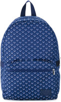 Armani Junior patterned backpack - kids - Polyester - One Size