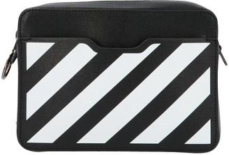 Off-White Diag Camera Crossbody Bag