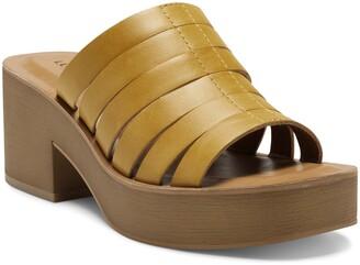 Lucky Brand Paydin Platform Slide Sandal