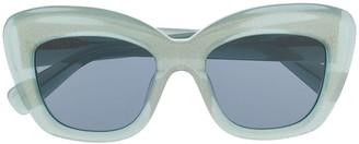Brain Dead Square Frame Sunglasses