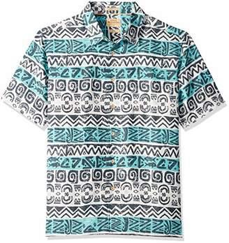 Quiksilver Waterman Men's Tapa Button Down Shirt
