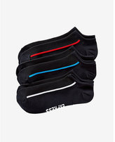 Express EXP core quick dry athletic socks 3 pack