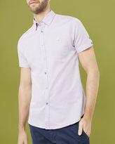 BEACHEE Cotton Oxford shirt
