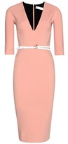 Victoria Beckham Cotton-blend Dress