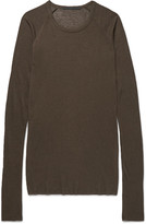 Haider Ackermann - Ribbed-knit Sweater