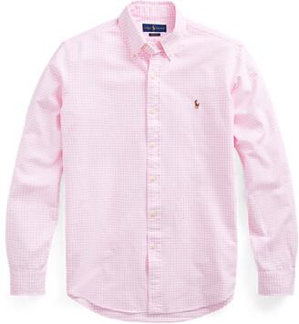 Ralph Lauren Classic Fit Gingham Shirt