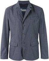 Herno three button blazer - men - Polyamide/Polyester - 50