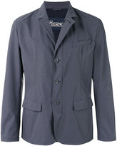 Herno three button blazer - men - Polyamide/Polyester - 52