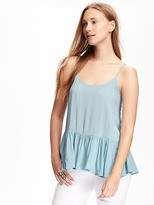 Old Navy Swing Peplum Cami for Women