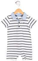 Jacadi Boys' Striped All-In-One