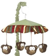 JoJo Designs Jo Jo Designs Sweet Monkey Time Musical Mobile