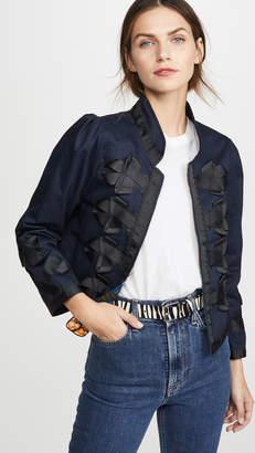 Bohemia Alix of Ribbon Jacket