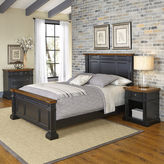 Asstd National Brand Bransford Bed, Nightstand and Chest