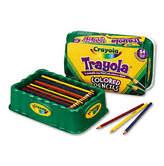 Crayola 3.3 Mm Colored Wood Pencil Trayola