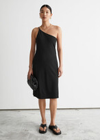 Thumbnail for your product : And other stories One Shoulder Mini Dress