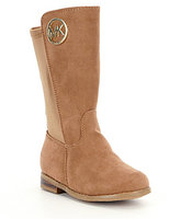 MICHAEL Michael Kors Girls' Emma Luisa-T Tall Suede Riding Boots