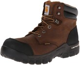 "Carhartt Men's 6"" Rugged Flex Waterproof Breathable Composite Toe Leather Work Boot CMF6380"