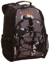 PBteen Gear-Up Black Camo Backpack