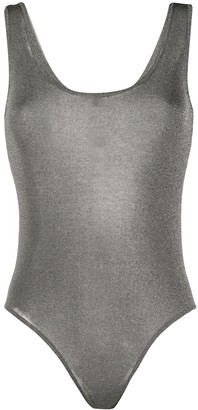 Pinko Metallic Slim-Fit Body