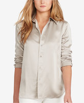 Polo Ralph Lauren Charmeuse Shirt