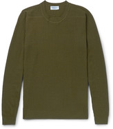 John Smedley - Ribbed Merino Wool Sweater