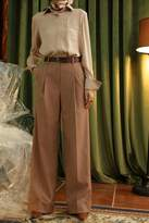 Genuine People Tailored Wide Leg Pants