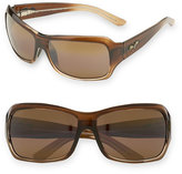 Maui Jim Women's Palms 63Mm Polarizedplus2 Sunglasses - Brown