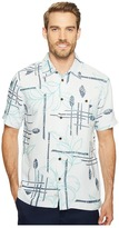 Quiksilver Waterman Paddle Out Woven Top