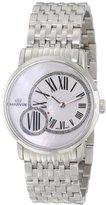 Marvin Women's M025.12.76.12 Origin Mother-Of-Pearl Dial Stainless Steel Bracelet Watch