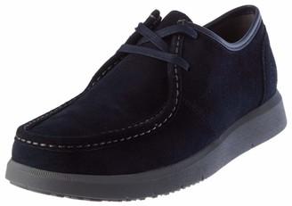 Geox U Errico B Men's Moccasin Size: 9 UK Navy