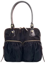 M Z Wallace 'Jane' Bedford Nylon Handbag