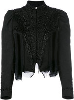Dries Van Noten embellished blazer