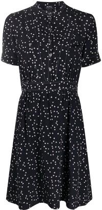 A.P.C. Heart Print Dress