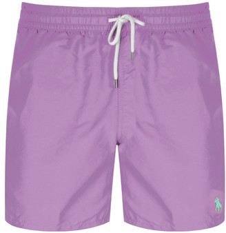 Ralph Lauren Traveller Swim Shorts Lilac