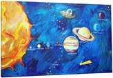 Cici Art Factory Wall Art- Solar System