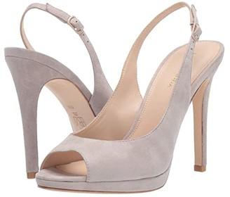 Pelle Moda Joey (Black Suede) Women's Shoes