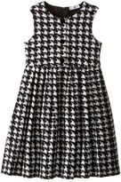Dolce & Gabbana City Houndstooth Dress (Toddler/Little Kids)