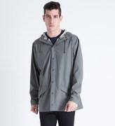 Rains Grey Jacket