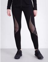 Y-3 Y3 Lux Track jersey leggings