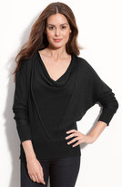 Payton Drape Neck Sweater
