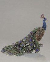 Jay Strongwater Peacock Figurine