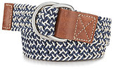 Daniel Cremieux Cotton Braided Belt