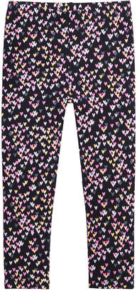Imoga Allover Heart Print Leggings, Size 7-14
