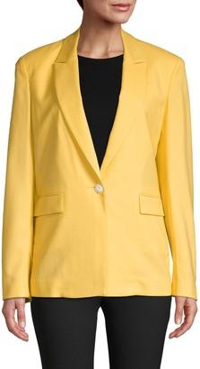 Rag & Bone Bonnie Single-Button Blazer
